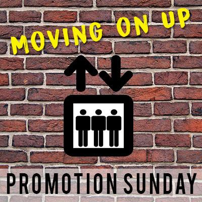 Promotion Sunday – Grace Community Church